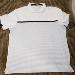 Nike Dry Tiger Woods TW Vapor Golf Polo Sz XXL 100